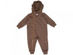 Mini Rodini   Bear Jumpsuit - Shak-Shuka