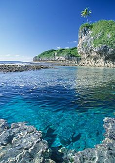 """""""Niue was named 'Savage Island' by Captain Cook in 1774, when legend has it that the inhabitants not only refused to allow him to land, but also appeared to have blood-stained teeth (actually caused by eating red bananas)."""""""