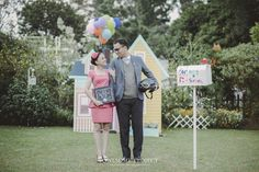 UP Themed Pre-wedding Photo - Owlsome (82 of 100)