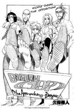 Bleach Manga ch.197 Page 1