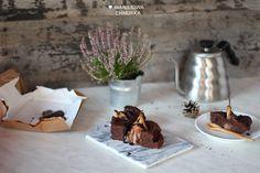 Waniliowa Chmurka: Bezglutenowe ciasto czekoladowe z gruszkami