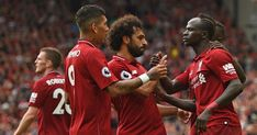 """Roberto Firmino believes Mohamed Salah has picked the """"perfect time"""" to get his spark back, with Liverpool continuing to look to their front three for Premier League and Champions League inspiration. Liverpool Klopp, Liverpool Fc, Manchester United Legends, Manchester City, Kevin Durant, Psg, Neymar, Bernardo Silva, Gabriel Jesus"""