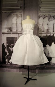 Toile look inside the atelier for Christian Dior