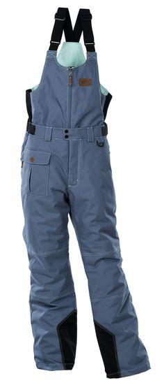 9c7ee38cc1 Divas SnowGear Women s Arctic Appeal Bib Pants (Slate