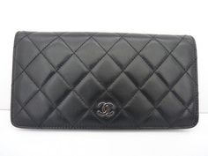 4eea4cedf2f2 Kchanel A31509 Matorasse Wallet Here Mark Lamb Ladies (56104 #fashion  #clothing #shoes