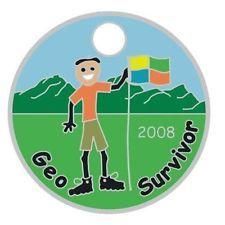 Geocaching Pathtag - Indiana 2008 Fall Picnic Geo Survivor