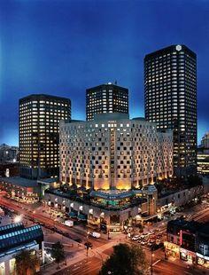 Montreal Complexe Desjardins Ville Quebec City Downtown Hotels