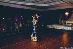 Priya and Kannan - Wedding Reception at Hatt Jersey city, New Jersey. Guyanese Bride and Srilankan Tamil Wedding. Along with Makeup Artist Anita Shah, Mandaps by Dhoom, DJUSA and bukhara Grill #sharmalingam Best Wedding Photographer PhotosMadeEz. Award Winning Photographer Mou Mukherjee. Wedding Coordinator Tum Hi Ho Events. Featured in Maharani Weddings.