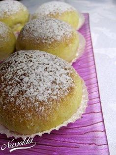 Bread Dough Recipe, Winter Food, Doughnut, Hamburger, Muffin, Food And Drink, Cooking, Nutella, Recipes