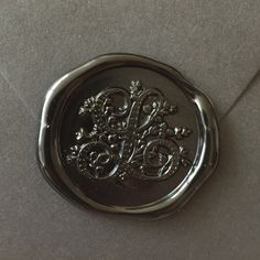 L-Initials Wax seal stamp /Heypenman crossover with BlackmarketIntl/