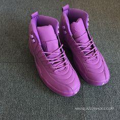 da26370481a99b Air Jordan 12 Purple