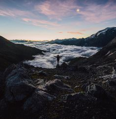 Marco Bäni is a talented young photographer, alpinist and adventurer based in Landquart, Switzerland.