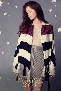 Ruana Tribe Knitwear, Weaving, Shawls, Crochet, Sweaters, Fashion, Capes, Models, Ponchos