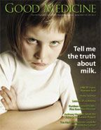 New PCRM Study Shatters Milk Myth: Children's Bone Health Tied to Exercise, Not Dairy