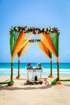 Country Style Theme by Caribbean Wedding. Photo by crazy talented Nik Vacuum.