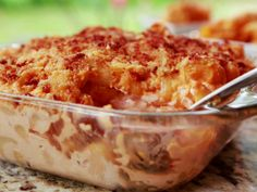 The addition of beer and harissa make this macaroni and cheese anything but ordinary.