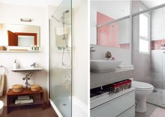 SMALL Bathroom Ideas, Arch, Vanity, Laundry Rooms, Bathrooms, Kitchens, Tips, Beach, Dressing Tables