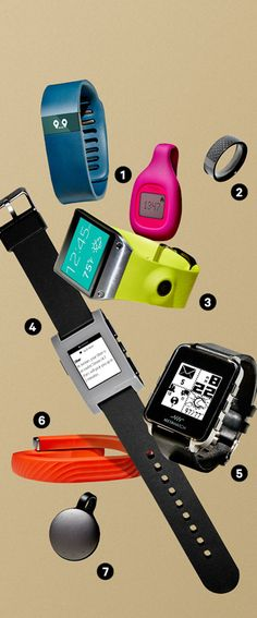 Find out what the big deal is about wearable tech here: Why Wearable Tech Will Be as Big as the Smartphone | Gadget Lab | Wired.com