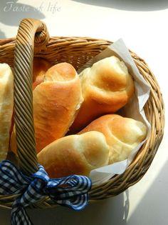 Taste of life: Posne pekarske kifle