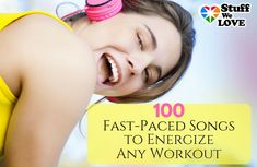 Bored with the same old music? This curated list of 100 heart-pumping, fast-paced songs is just what you need to fuel any workout. Best Workout Music, One Song Workouts, Workout Songs, Fun Workouts, Slow Songs, 100 Songs, Best Songs List, Running Songs, Running Tips