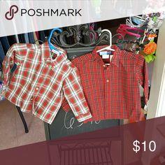 Good Lad Plaid  Shirt Plaid  Button  Down Shirts Good Lad Shirts & Tops Button Down Shirts