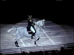 "The ""World Famous"" Lipizzaner Stallions (& Andalusians, of course) - I really recommend this video."
