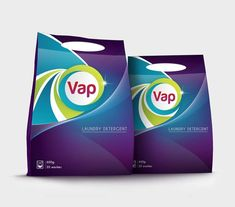 Zheta International was responsible for the re-creation of the VAP detergents logo, as well as producing new packaging designs and concepts for the brand's familiar detergents and household products.