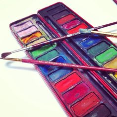 Art - paints - colour