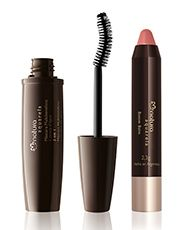 Kit Natura Aquarela - Batom Balm + Mascára para Olhos R$ 80,90 R$ 56,00 cada #Maquiagem #Balm #Batom #Natura