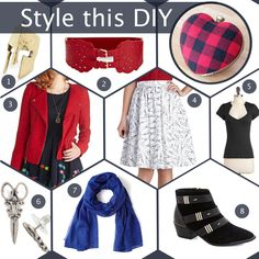 Style this DIY: Heart Clutch Purse | Hands Occupied