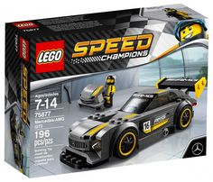 LEGO Speed Champions 75877 : Mercedes-AMG GT3