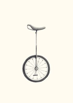 I really want a unicycle