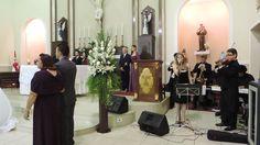Cerimônia religiosa de casamento!