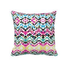 http://www.zazzle.com/pillow_mosaic_texture-189795469356794843