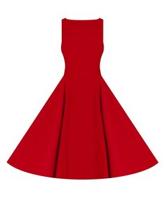 Rüya Büyüktetik for Mija Red Dress
