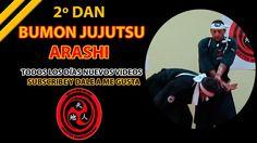 2º Dan jujutsu : Arashi | Tenshin ryu | Bumon | ninpo