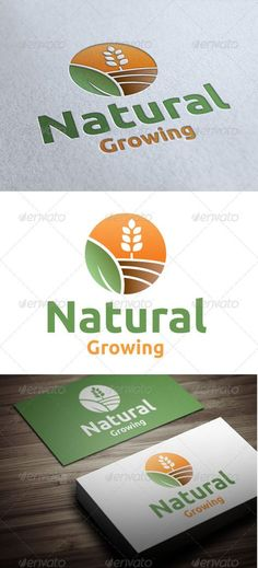 Natural Growing - $29  http://graphicriver.net/user/debo243/portfolio