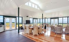 Harkaway Homes, Traditional Coolgardie room. No house complete without a functional outdoor entertaining area!