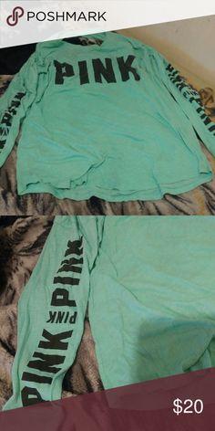 Victorias secret Victoria's secret lightweight long sleeve shirt Victoria's Secret Intimates & Sleepwear Pajamas