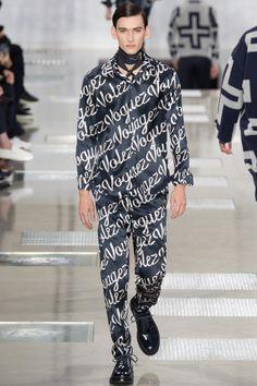 Louis Vuitton Fall 2016 Menswear Collection Photos - Vogue