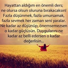 Ağustos 2016 – Sayfa 4 – BEBEĞİM Cool Words, Wise Words, Thing 1, Meaningful Words, Sentences, Karma, Favorite Quotes, Affirmations, Qoutes