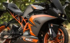 KTM RC 200 new black colour model resembles RC 390 model: Details here Ktm Rc 200, Ktm 125, Duke Bike, Ktm Duke, Bike Pic, Bike Photo, Happy Birthday Hd, Ktm Motorcycles, New Black Color