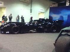 Another bat mobile Batman Batmobile, Racing, Cars, Concert, Running, Auto Racing, Autos, Car, Concerts
