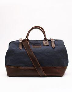 Heritage Leather + Apolis Mason  Perfect for travel.