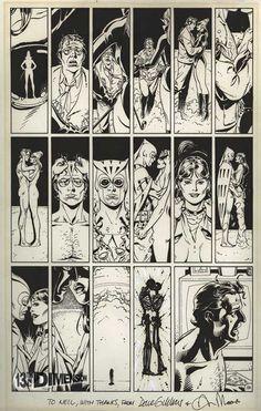 Los aportes de Neil Gaiman a Watchmen