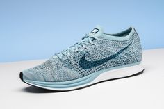 7bf3c055f04 Nike delivers the Flyknit Racer in a
