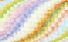 Bargello Quilt Patterns | Quilt Inspiration: Free pattern day: Bargello Quilts