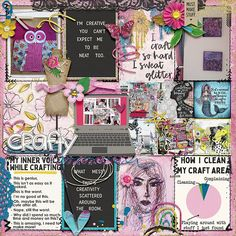 Me Clean, Shadow Box, Digital Scrapbooking, How To Find Out, Gallery Wall, Artsy, Crafty, Make It Yourself, Creative