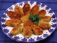 Big Mamma's Italian American Cooking: MAMAW'S POTATO CROQUETTES