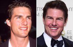 Tom Cruise - Rex Features; Ian West/Press Association